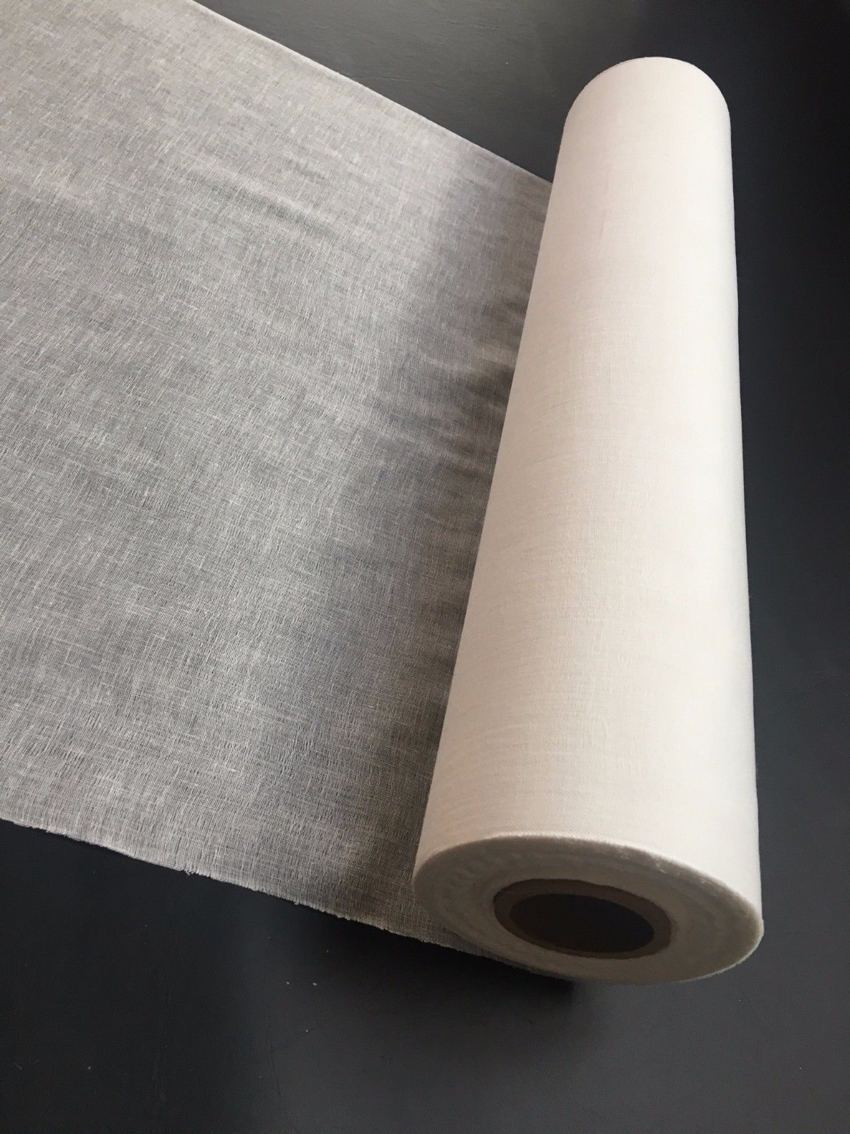 "Grade 90 White Cheesecloth 24"" Wide Roll"