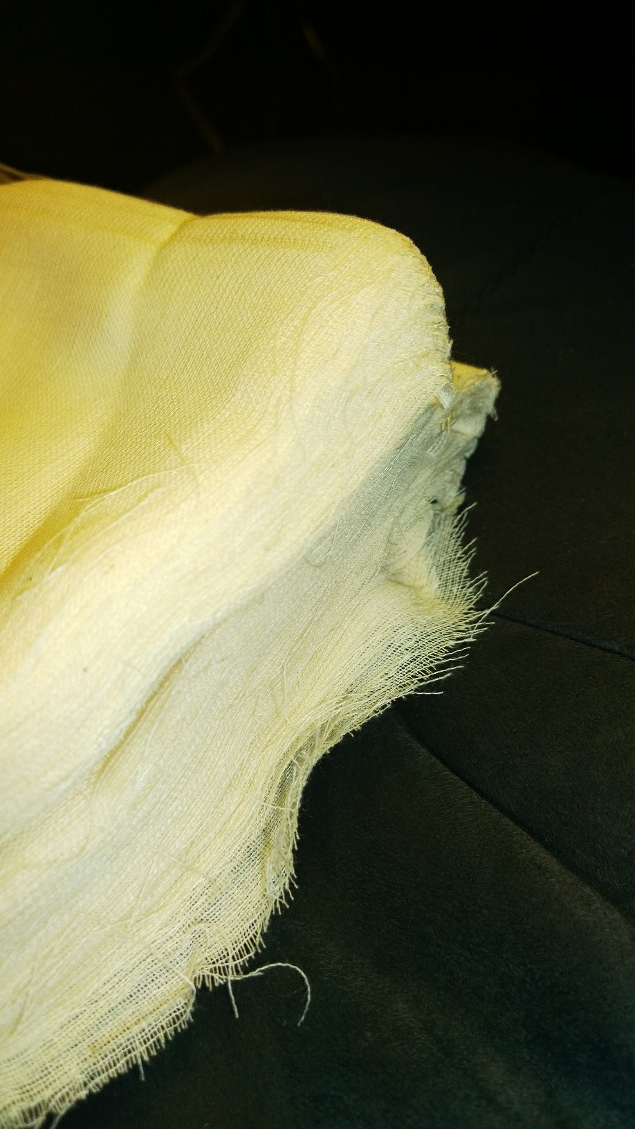 "Unbleached Stacked Grade 90 Cheesecloth - 50 Yd Cut 36"" x 24"""
