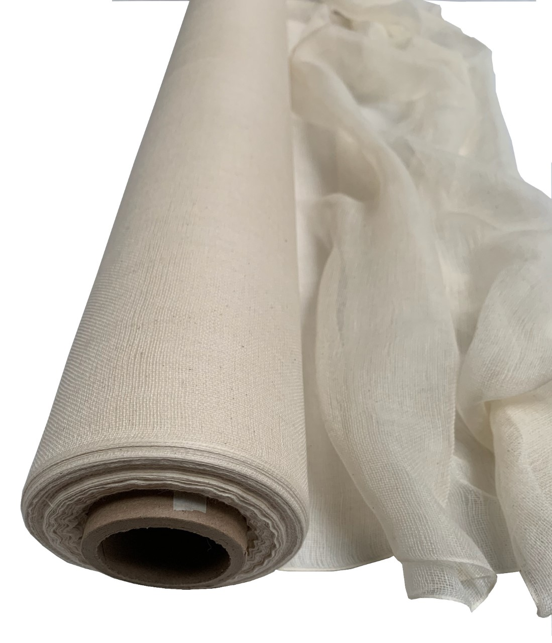 "36"" Wide Natural Cheesecloth 100 Foot Roll"