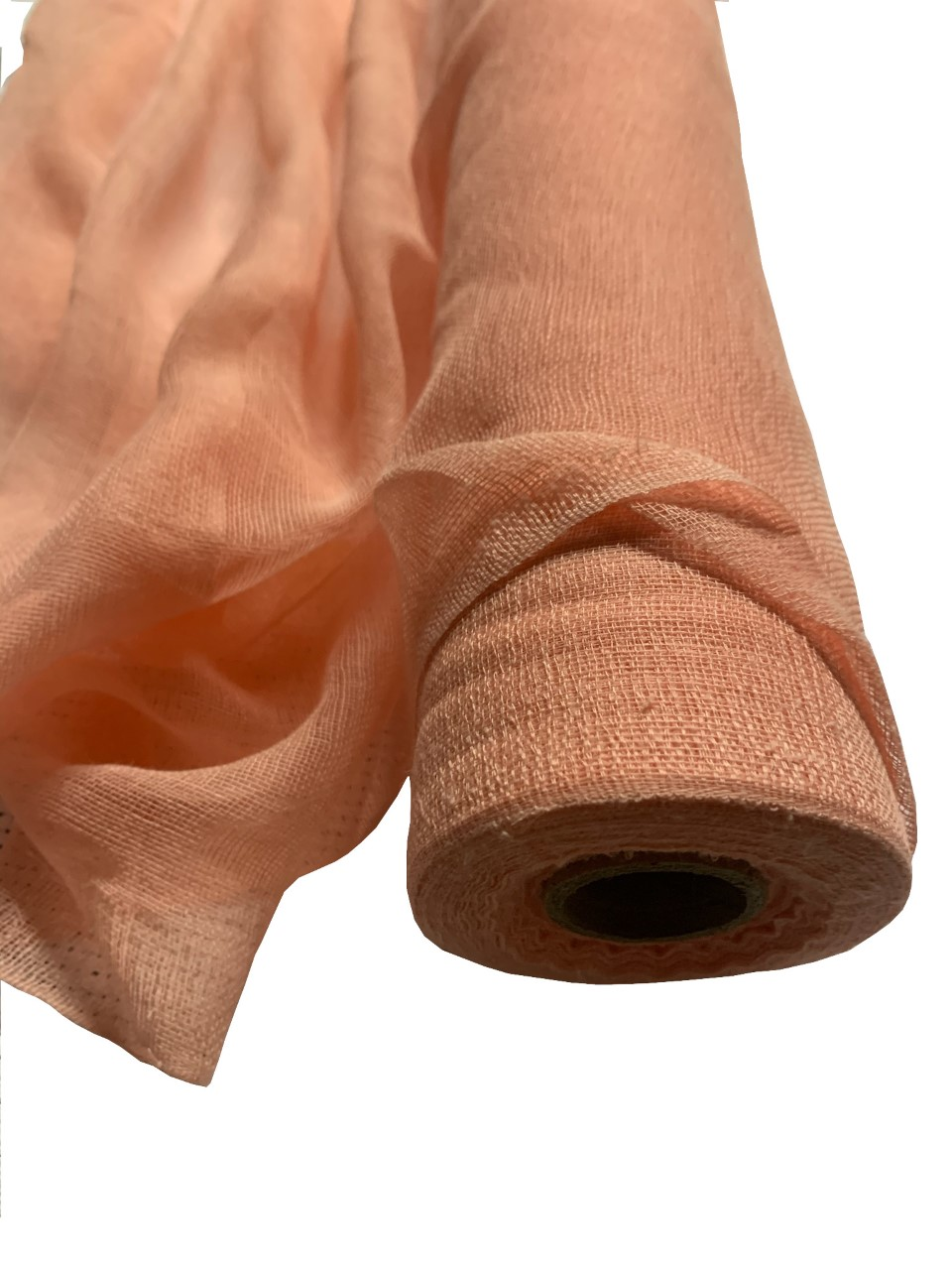 "36"" Wide Peach Cheesecloth 100 Foot Roll"