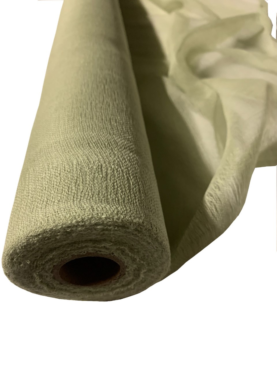 "36"" Wide Sage Cheesecloth 100 Foot Roll"